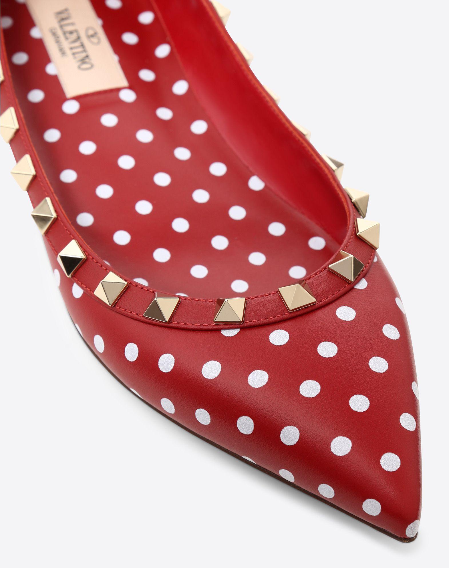 VALENTINO GARAVANI QW1S0403VVG0JU 芭蕾鞋 D b