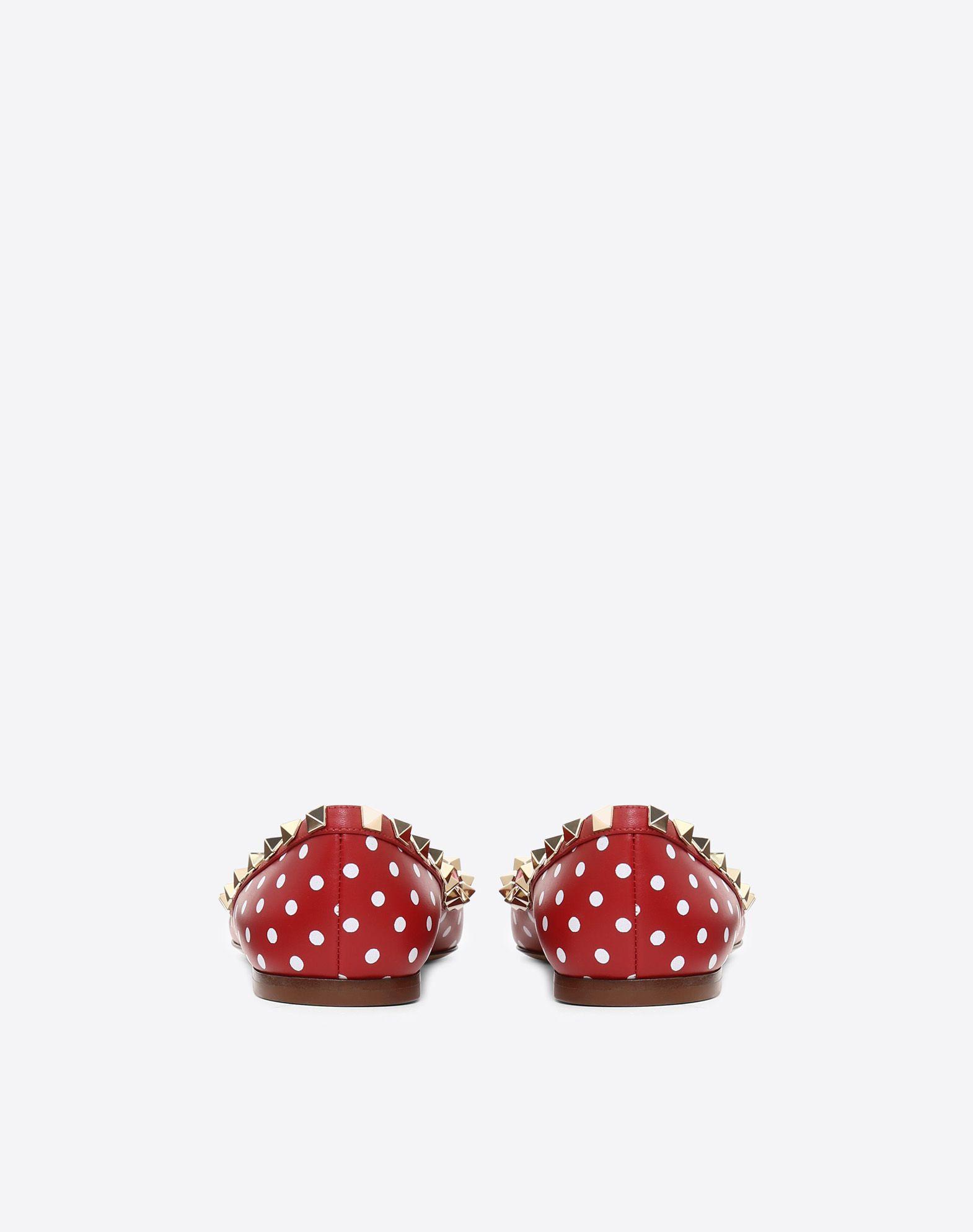 VALENTINO GARAVANI QW1S0403VVG0JU 芭蕾鞋 D d