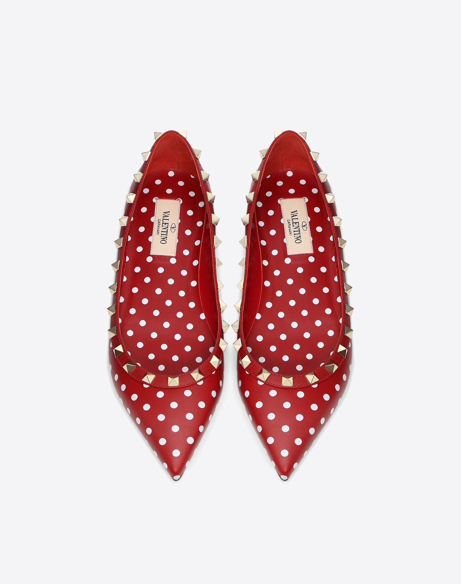 VALENTINO GARAVANI QW1S0403VVG0JU 芭蕾鞋 D e