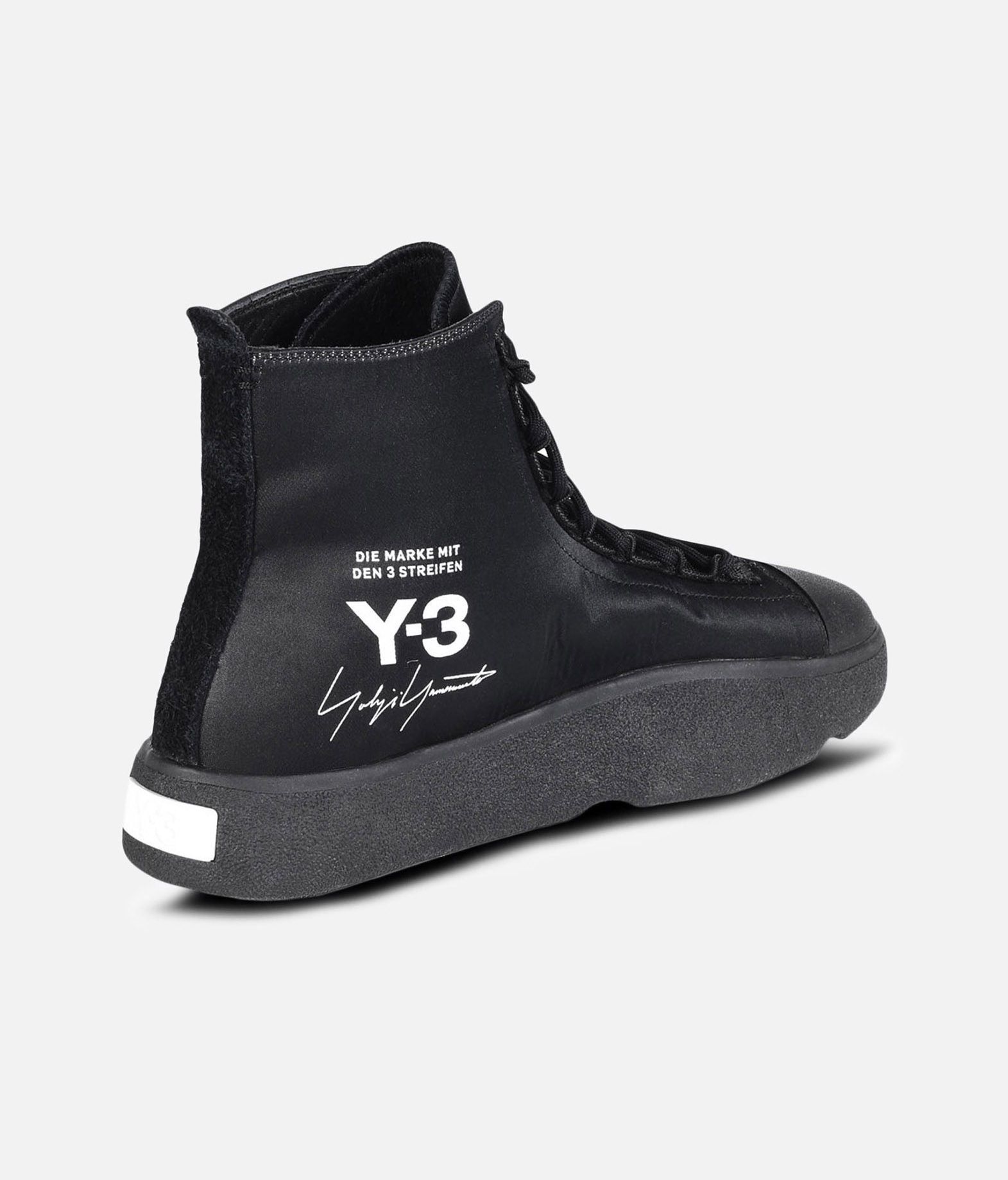 Y-3 Y-3 BASHYO High-top sneakers E d