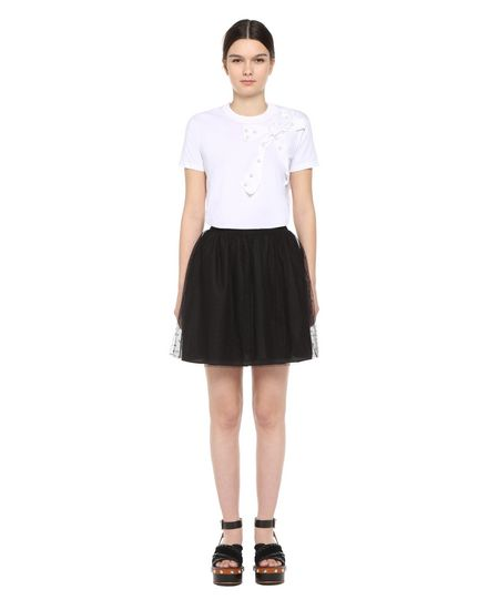 REDValentino Skirt Woman PR0RA1E01GK 0NO f
