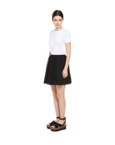 REDValentino PR0RA1E01GK 0NO Skirt Woman d