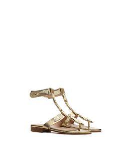 REDValentino High-heeled sandal Woman PQ0S0A58TGS G4X f