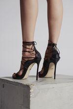 DSQUARED2 Riri Sandals High-heeled sandals Woman