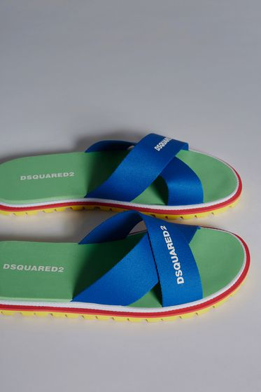 DSQUARED2 夹趾拖鞋 男士 FFM0102172000014065 m