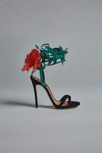 DSQUARED2 Hawaiian Rocker Aloha Spirit Sandals High-heeled sandals Woman
