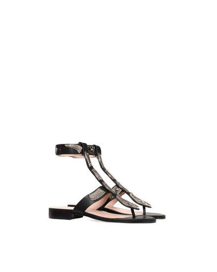 REDValentino High-heeled sandal Woman PQ0S0A58PRK 0NO f