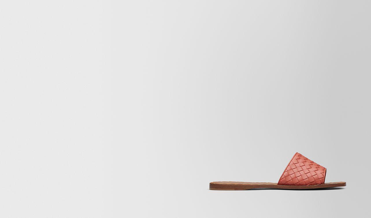 hibiscus intrecciato nappa ravello sandal landing