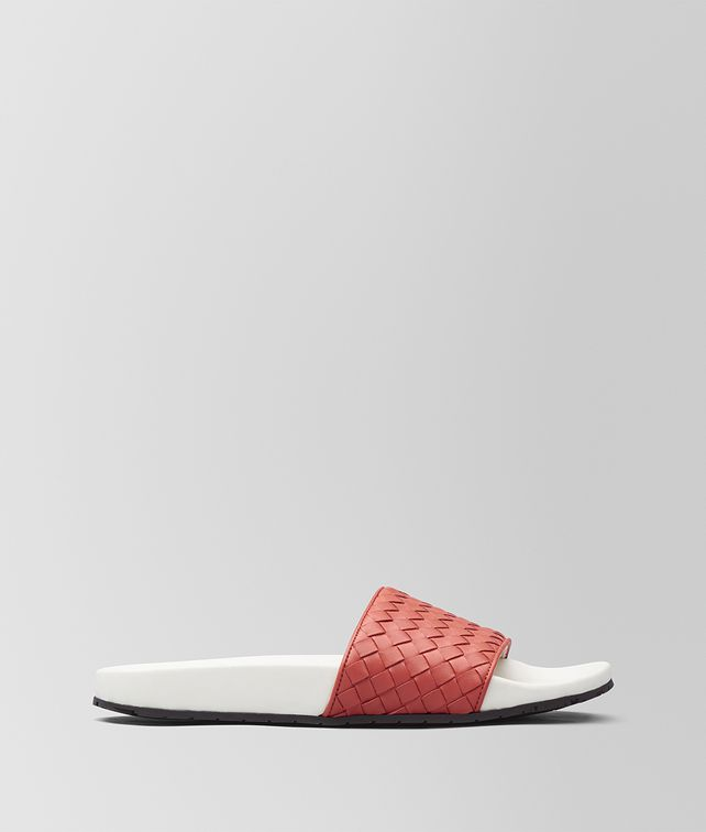 BOTTEGA VENETA HIBISCUS INTRECCIATO CALF LAKE SANDAL Sandals [*** pickupInStoreShipping_info ***] fp