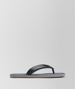 INFRADITO PLAGE IN VITELLO DARK NAVY