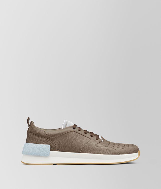 BOTTEGA VENETA LIMESTONE CALF BVGRAND SNEAKER Sneakers Man fp