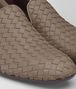 BOTTEGA VENETA LIMESTONE INTRECCIATO CALF FIANDRA MID SLIPPER Mocassin or Slipper Man ap