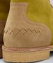 multicolor suede voortrekking boot Front Detail Portrait