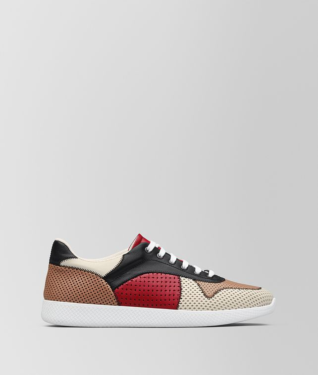 BOTTEGA VENETA MULTICOLOR CALF BV LITHE SNEAKER Trainers Man fp