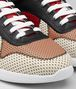 multicolor calf bv lithe sneaker Front Detail Portrait