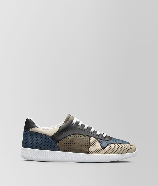 BOTTEGA VENETA SNEAKERS BV LITHE EN VEAU MULTICOLOR Sport [*** pickupInStoreShippingNotGuaranteed_info ***] fp