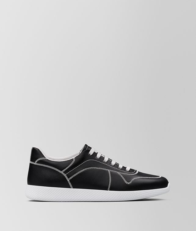 BOTTEGA VENETA NERO CALF BV LITHE SNEAKER Trainers [*** pickupInStoreShippingNotGuaranteed_info ***] fp