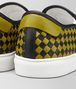 nero/chamomile calf bv checker slip-on Front Detail Portrait