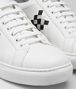 BOTTEGA VENETA BIANCO/CEMENT CALF BV CHECKER SNEAKER Trainers Man ap