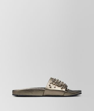 ARGENTO ANTIQUE NAPPA LAKE SANDAL