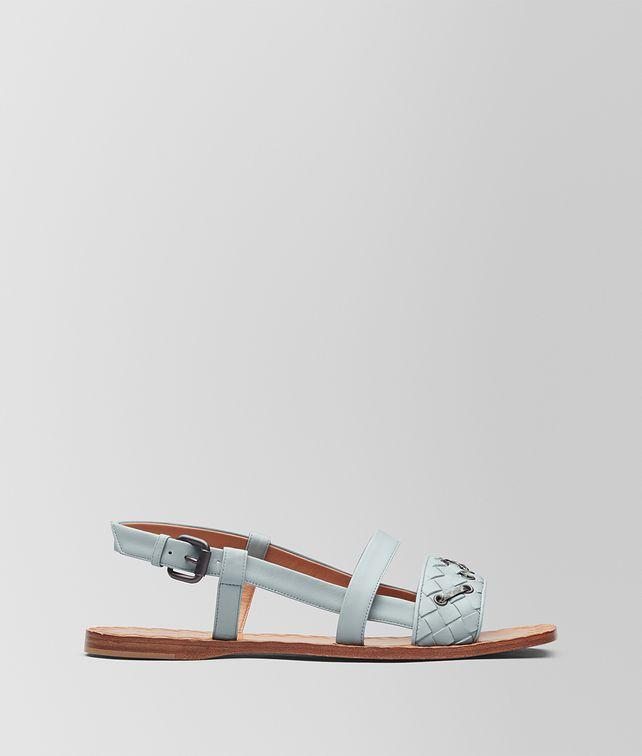 BOTTEGA VENETA ARCTIC INTRECCIATO NAPPA RAVELLO SANDAL Sandals [*** pickupInStoreShipping_info ***] fp