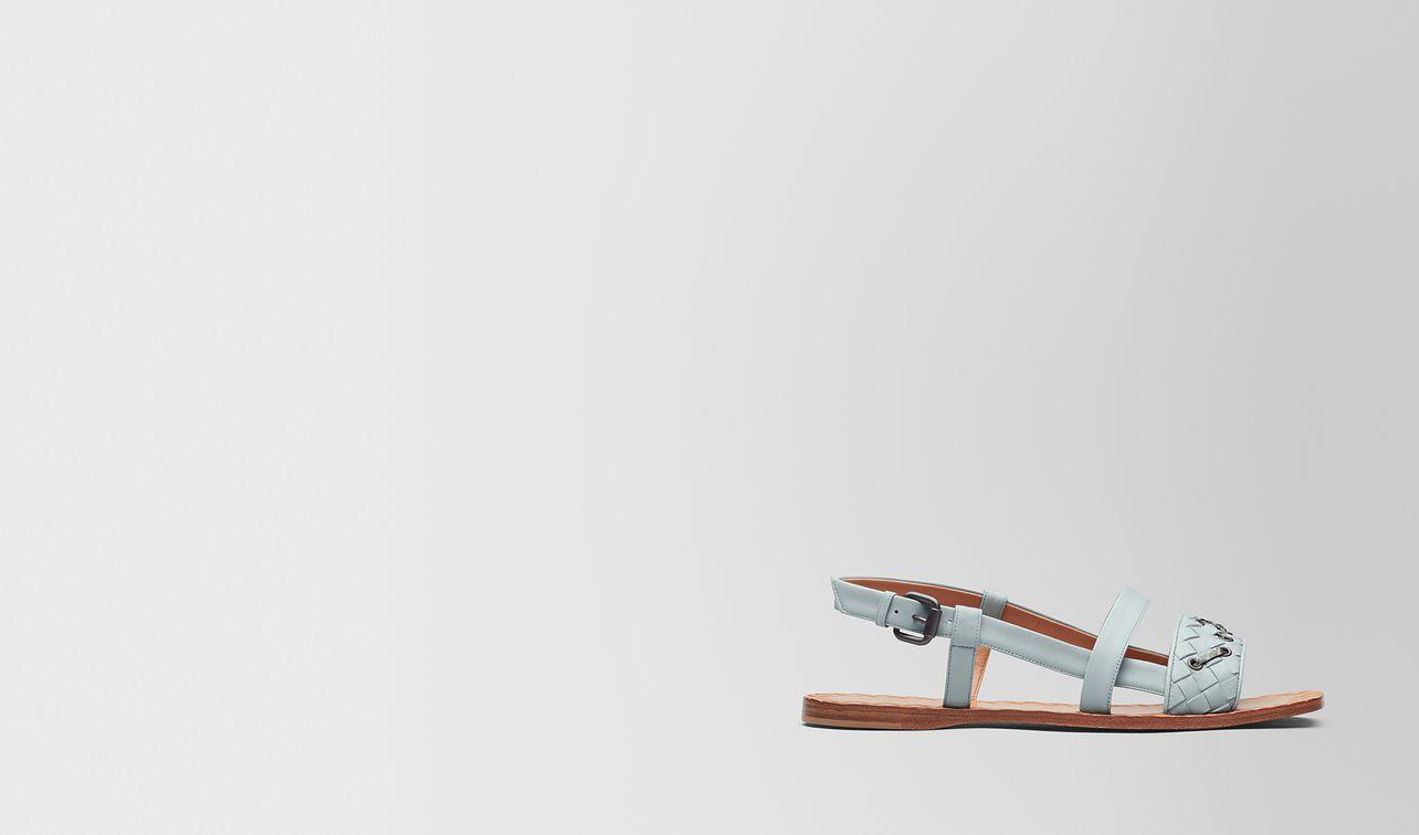 arctic intrecciato nappa ravello sandal landing