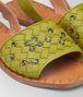 BOTTEGA VENETA CHAMOMILE INTRECCIATO NAPPA RAVELLO SANDAL Sandals Woman ap