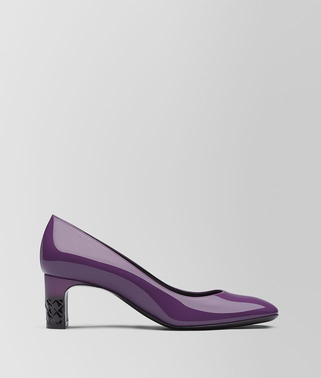 BOTTEGA VENETA ISABELLA PUMPS AUS KALBSLACKLEDER IN MONALISA Pumps Damen fp