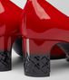 BOTTEGA VENETA CHINA RED PATENT CALF ISABELLA PUMP Pump Woman ap
