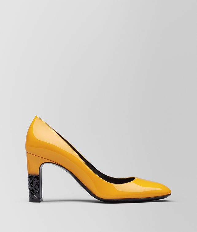 BOTTEGA VENETA SUNSET PATENT CALF ISABELLA PUMP Pump [*** pickupInStoreShipping_info ***] fp