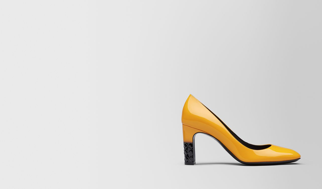sunset patent calf isabella pump landing