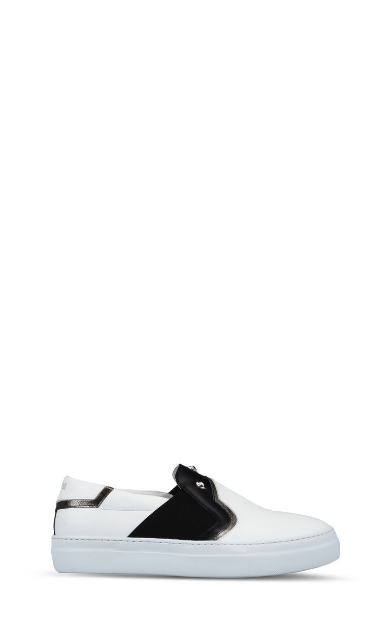 JUST CAVALLI Slip-on with studs Sneakers Man f