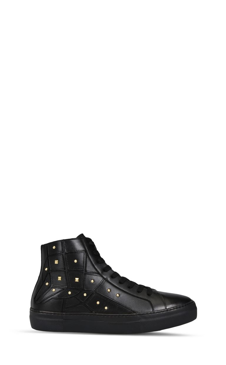 JUST CAVALLI High-top sneaker with studs Sneakers Man f