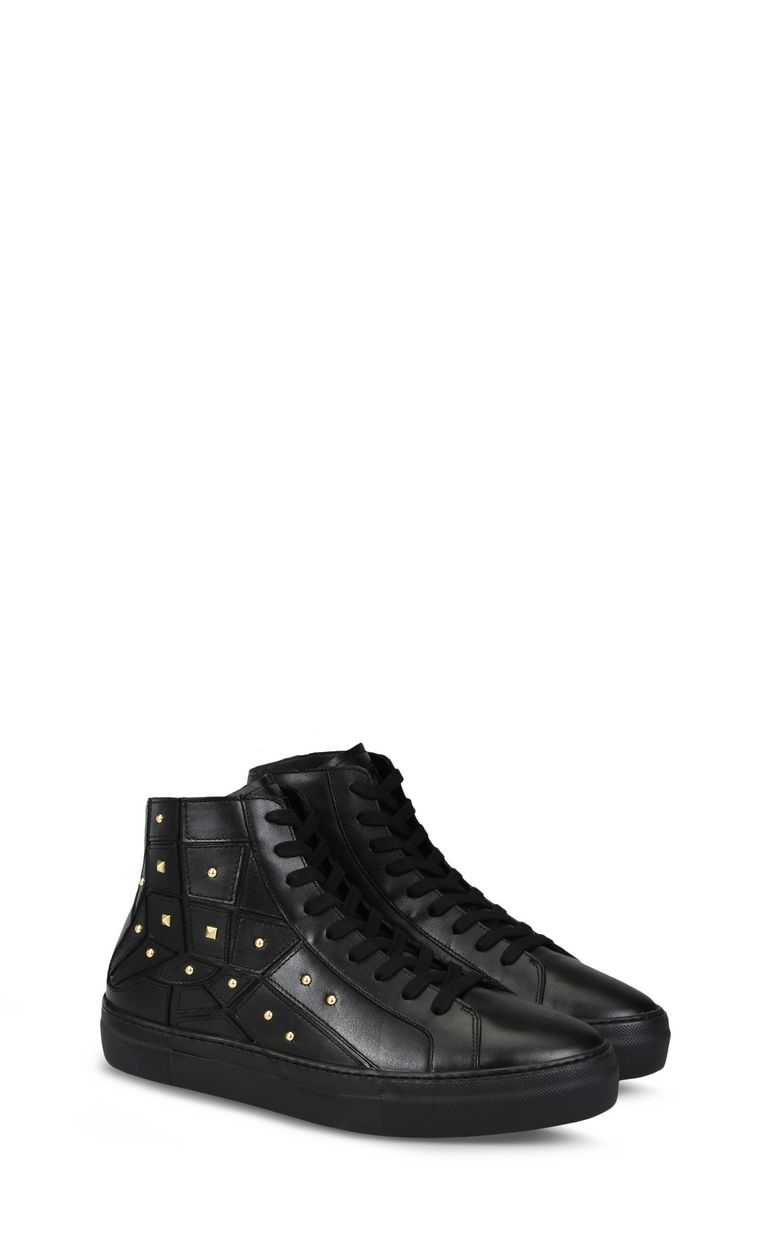 JUST CAVALLI High-top sneaker with studs Sneakers Man r
