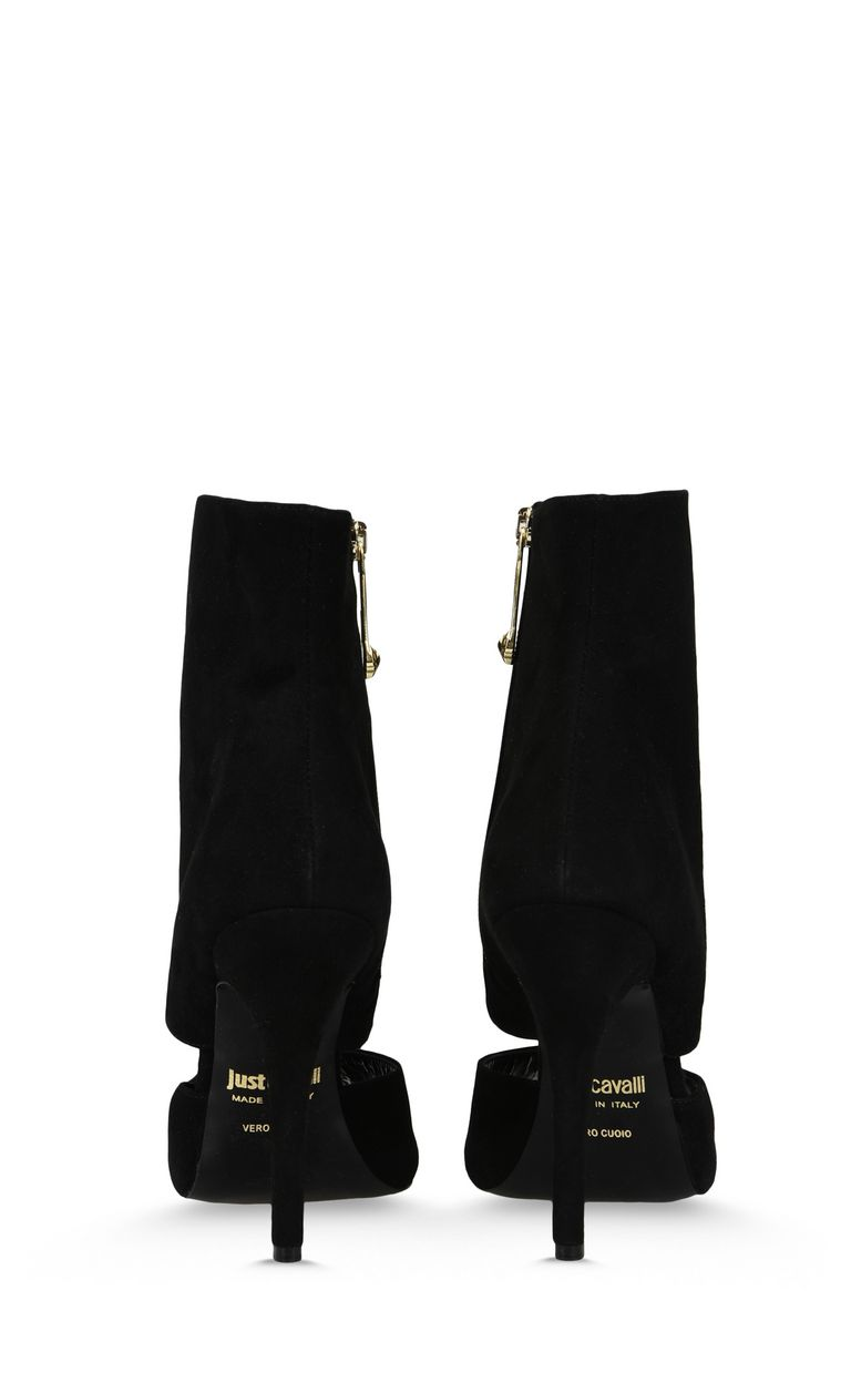 JUST CAVALLI High ankle boot with cut-out detail Ankle boots [*** pickupInStoreShipping_info ***] d