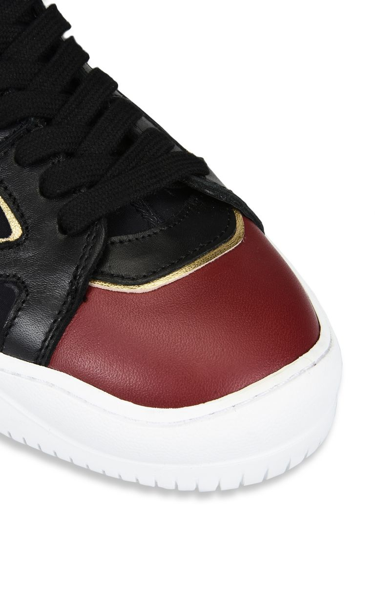 JUST CAVALLI Sneaker with contrast details Sneakers [*** pickupInStoreShipping_info ***] e