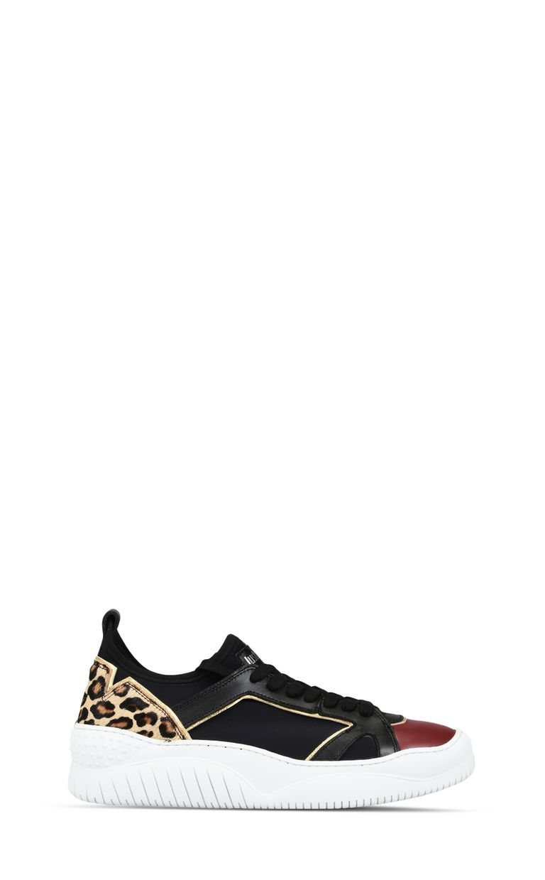 JUST CAVALLI Sneaker with contrast details Sneakers [*** pickupInStoreShipping_info ***] f