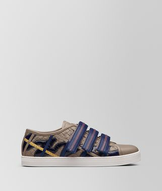 SNEAKER SAIL IN MULTIMATERIALE MULTICOLOR