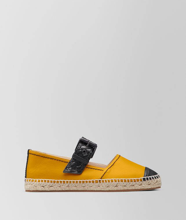 BOTTEGA VENETA ESPADRILLAS IN NAPPA SUNSET/NERO Espadrillas [*** pickupInStoreShipping_info ***] fp