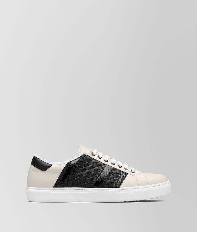 BOTTEGA VENETA MIST CALF BV TECH STRIPE SNEAKER Trainers Man fp