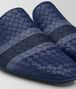 BOTTEGA VENETA ATLANTIC INTRECCIATO NAPPA STITCHING FIANDRA SLIPPER Mocassin or Slipper Man ap
