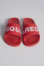 DSQUARED2 Dsquared2 Slides Вьетнамки Для Женщин