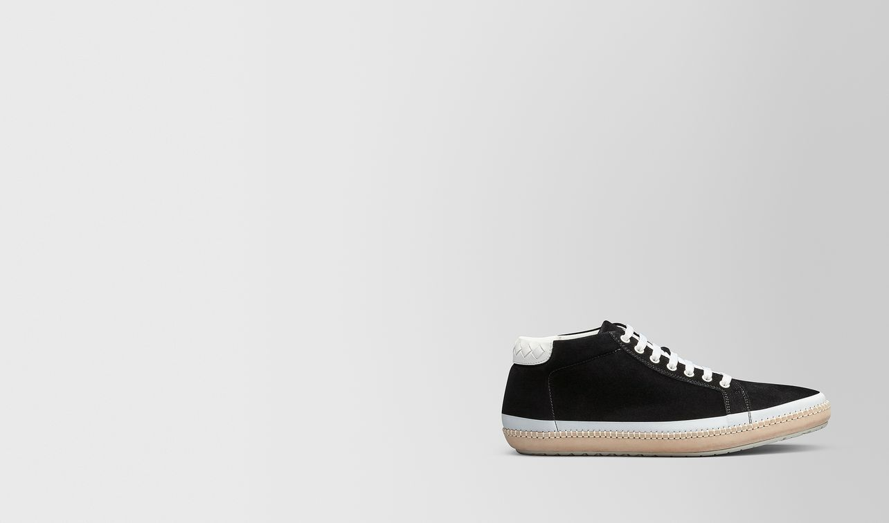 nero suede bv fellows sneaker  landing