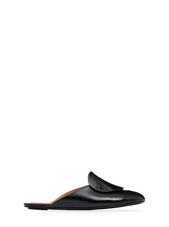 Marni Nappa leather mule black Woman