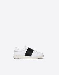 VALENTINO GARAVANI UOMO ZAPATO PLANO U Open low-top sneaker  f