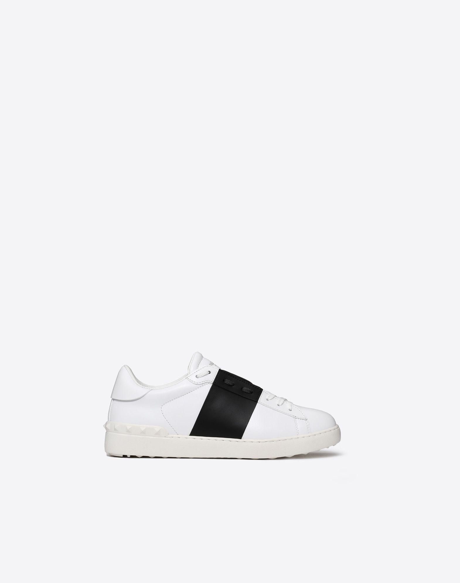 VALENTINO GARAVANI UOMO Open low-top sneaker  ZAPATO PLANO U f