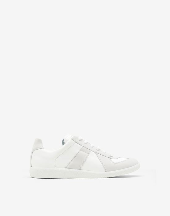 MAISON MARGIELA Calfskin 'Replica' sneaker Sneakers [*** pickupInStoreShippingNotGuaranteed_info ***] f