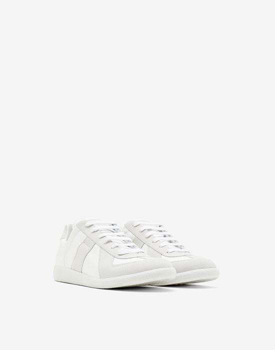 MAISON MARGIELA Calfskin 'Replica' sneaker Sneakers [*** pickupInStoreShippingNotGuaranteed_info ***] r