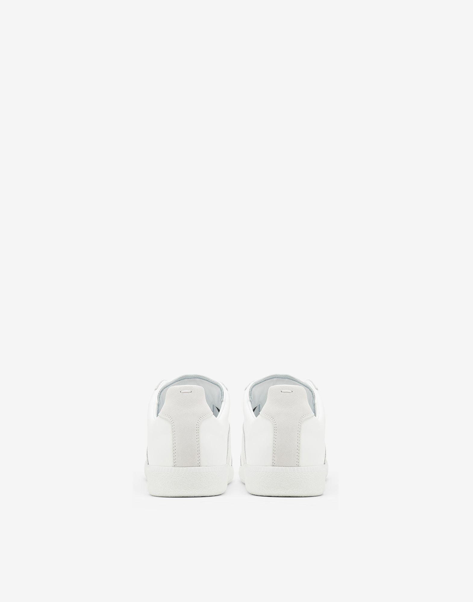 MAISON MARGIELA Zapatillas de piel de becerro Replica Zapatillas Hombre d