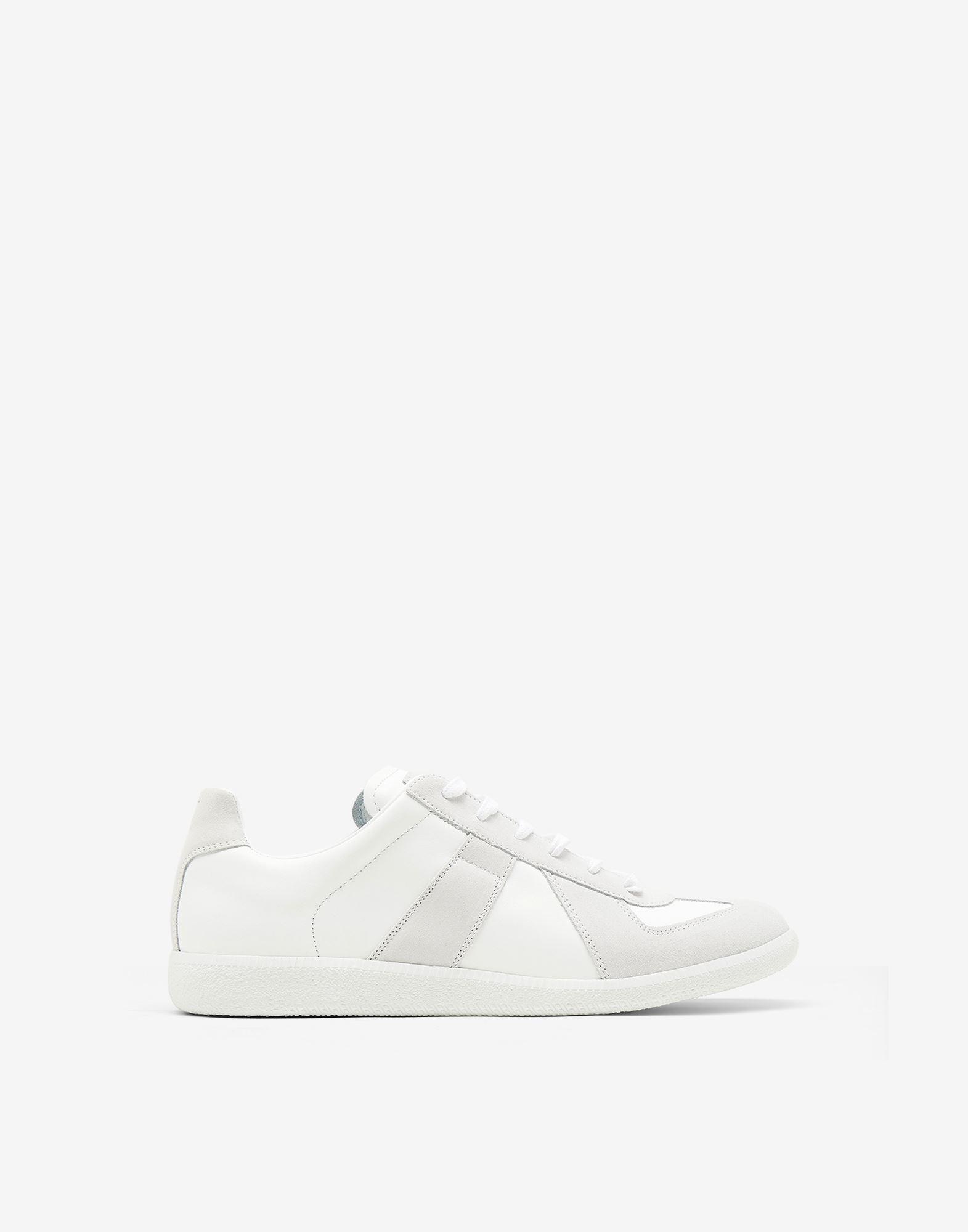 MAISON MARGIELA Calfskin 'Replica' sneaker Sneakers Man f